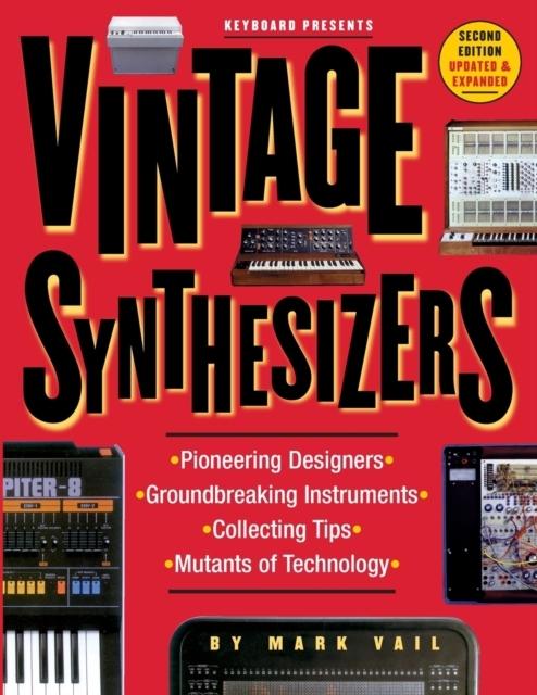 Afbeelding van Vintage Synthesizers