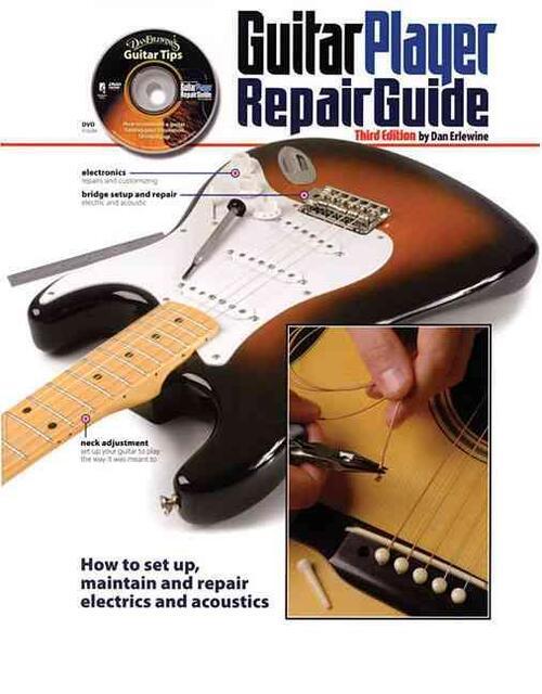 Afbeelding van Guitar Player Repair Guide