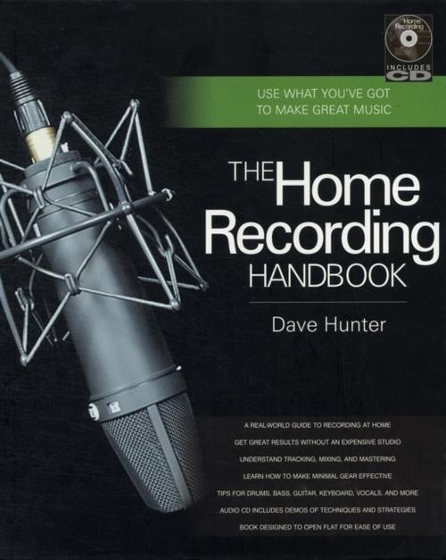 Afbeelding van The Home Recording Handbook