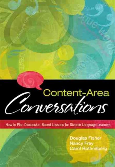 Afbeelding van Content-Area Conversations