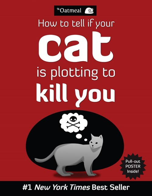 Afbeelding van How to tell if your cat is plotting to kill you