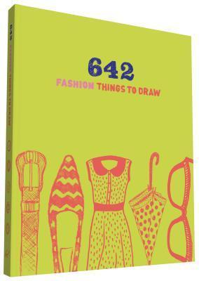 Afbeelding van 642 Fashion Things To Draw
