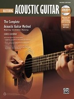 Afbeelding van The Complete Acoustic Guitar Method: Mastering Acoustic Guitar (2nd Edition)