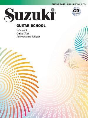 Afbeelding van Suzuki Guitar School, Vol 3