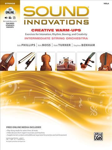 Afbeelding van Sound Innovations for String Orchestra -- Creative Warm-Ups