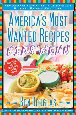 Afbeelding van America's Most Wanted Recipes Kids' Menu