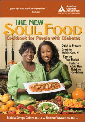 Afbeelding van The New Soul Food Cookbook for People With Diabetes