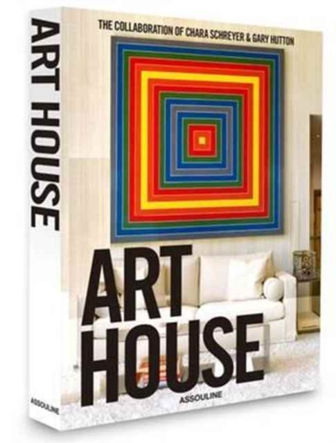 Afbeelding van Art House the Collaboration of Chara Schreyer & Gary Hutton