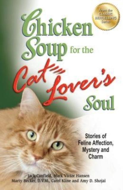 Afbeelding van Chicken Soup for the Cat Lover's Soul