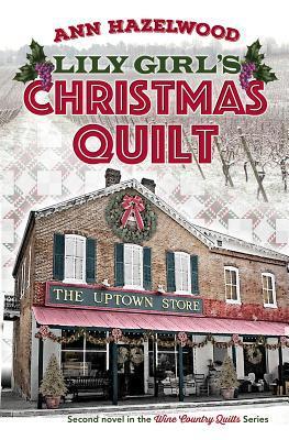 Afbeelding van Lily Girl's Christmas Quilt