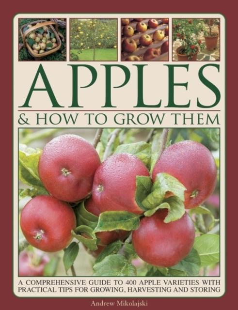 Afbeelding van Apples & How to Grow Them