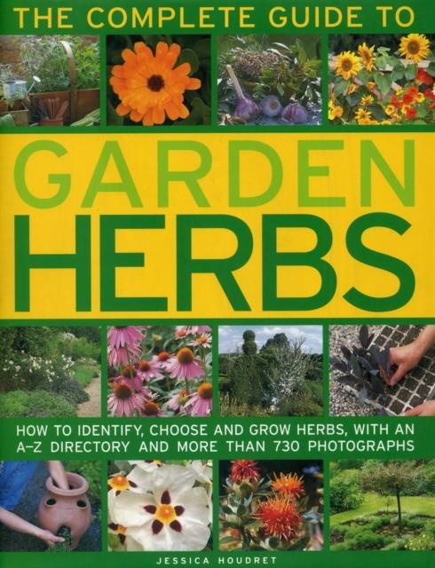 Afbeelding van Complete Guide to Garden Herbs