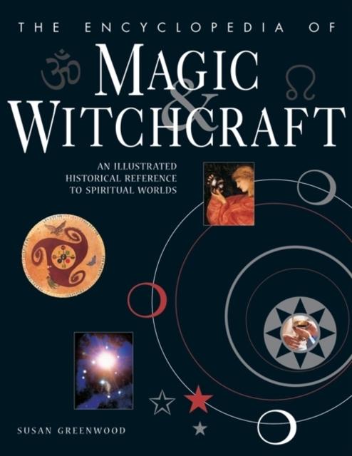 Afbeelding van Encyclopedia of Magic & Witchcraft