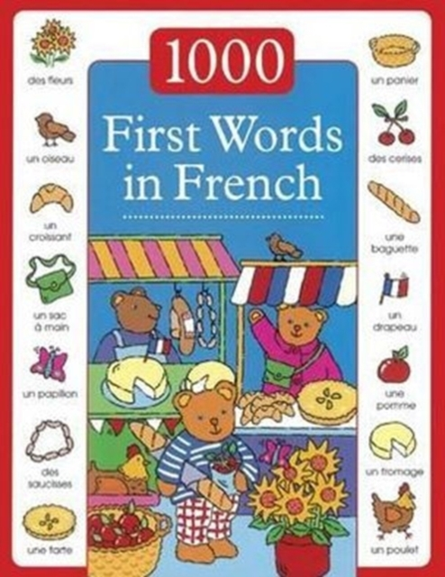 Afbeelding van 1000 First Words in French
