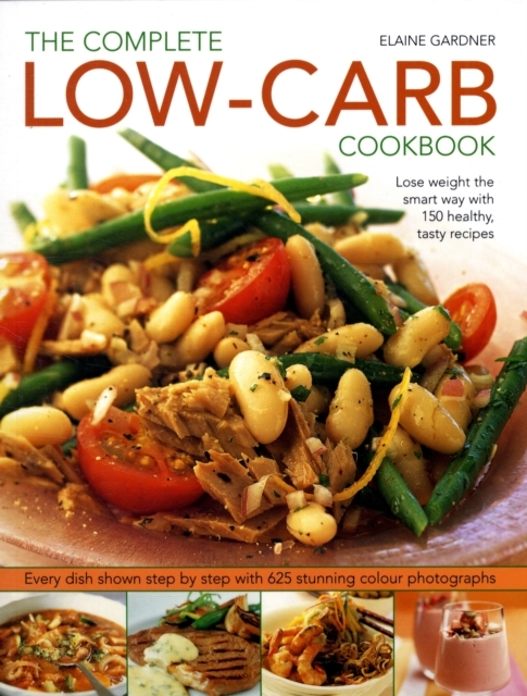 Afbeelding van Complete Low-carb Cookbook