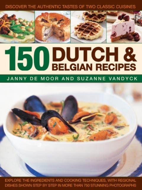 Afbeelding van 150 Dutch & Belgian Recipes
