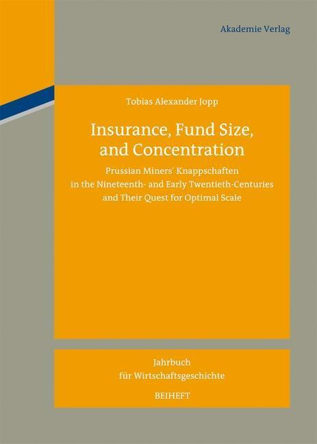 Afbeelding van Insurance, Fund Size, and Concentration