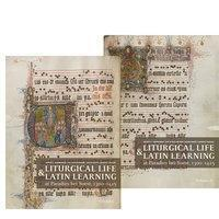 Afbeelding van Liturgical Life and Latin Learning at Paradies bei Soest, 1300-1425