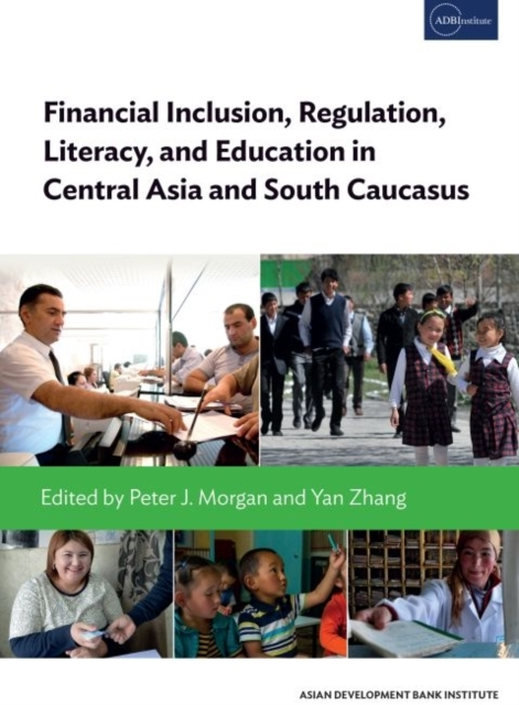 Afbeelding van Financial Inclusion, Regulation and Education in Central Asia and the South Caucasus