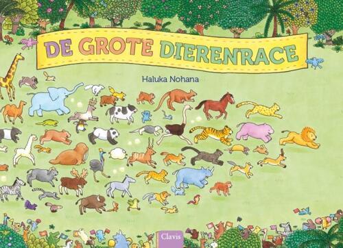 Afbeeldingsresultaat voor de grote dierenrace nohana