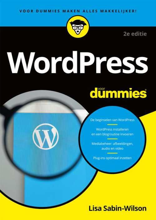 Wordpress voor Dummies, 2e editie
