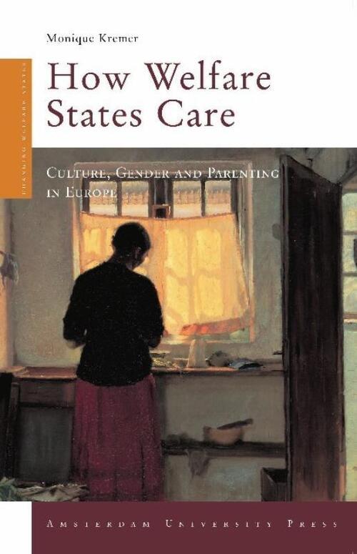 Afbeelding van How Welfare States Care
