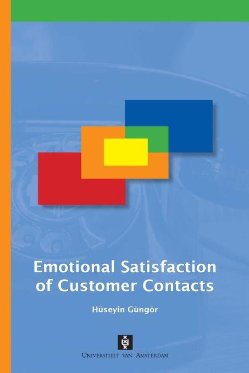 Afbeelding van Emotional Satisfaction of Customer Contacts