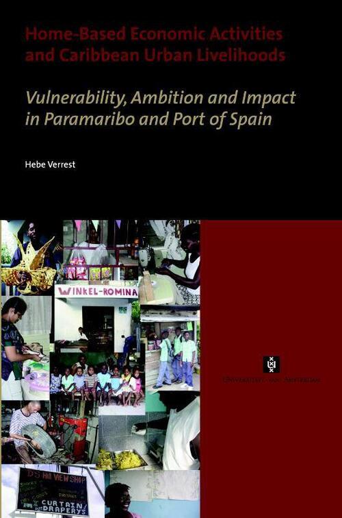 Afbeelding van Home-Based Economic Activities and Caribbean Urban Livelihoods