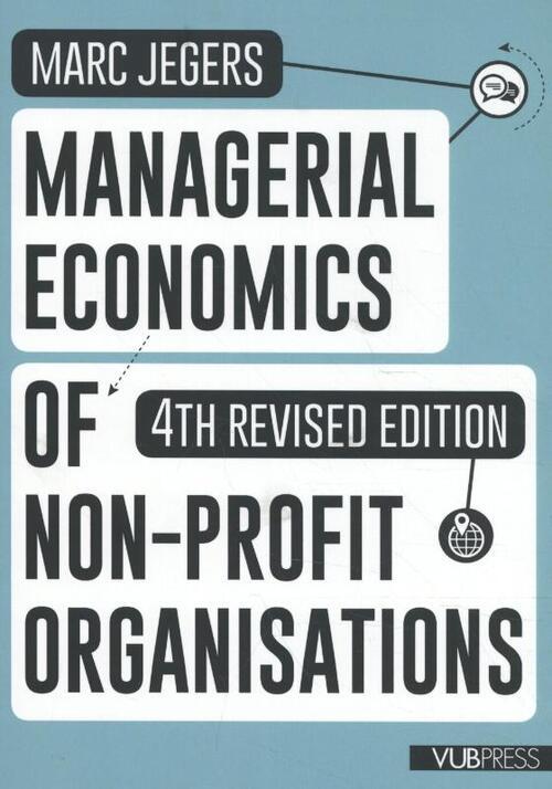 Afbeelding van Managerial economics of non-profit organisations