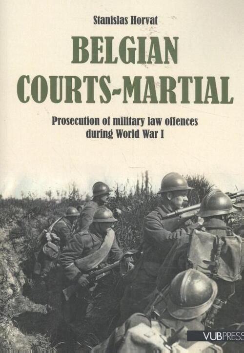 Afbeelding van Belgian courts-martial