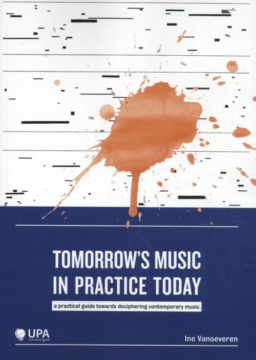 Afbeelding van Tomorrow's music in practice today