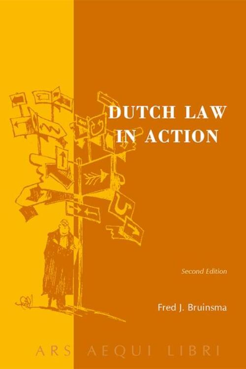 Afbeelding van Dutch law in action
