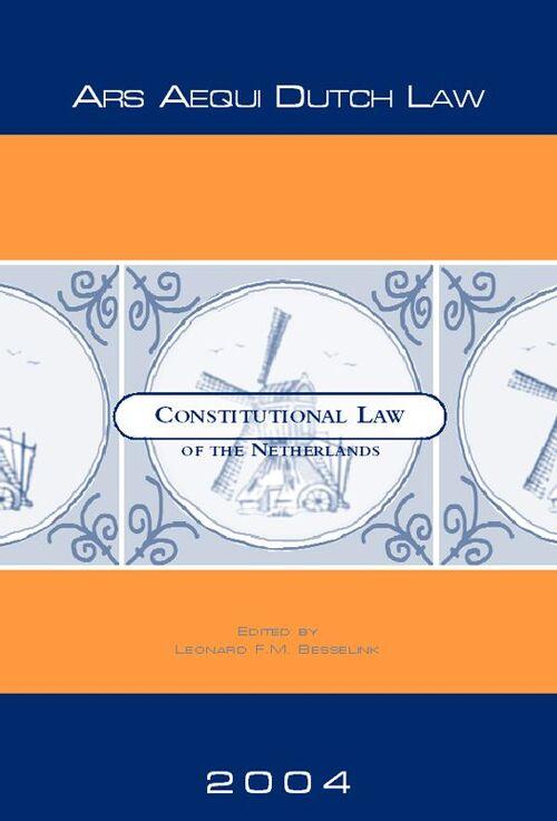 Afbeelding van Constitutional Law of the Netherlands