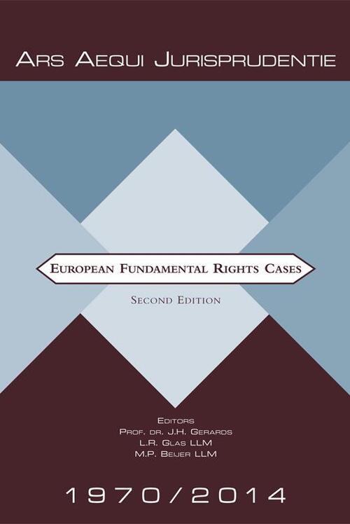 Afbeelding van European fundamental rights cases