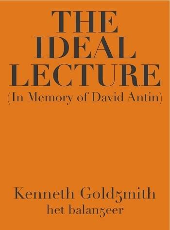 Afbeelding van The Ideal Lecture