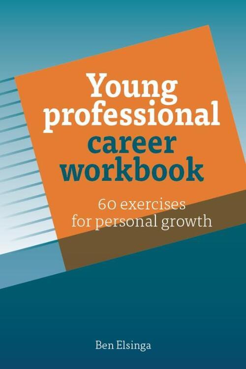 Afbeelding van Young professional career workbook