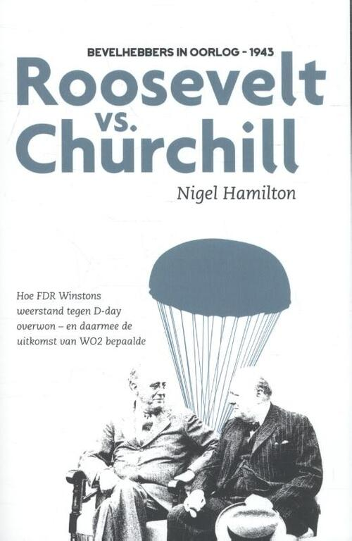 Roosevelt vs. Churchill