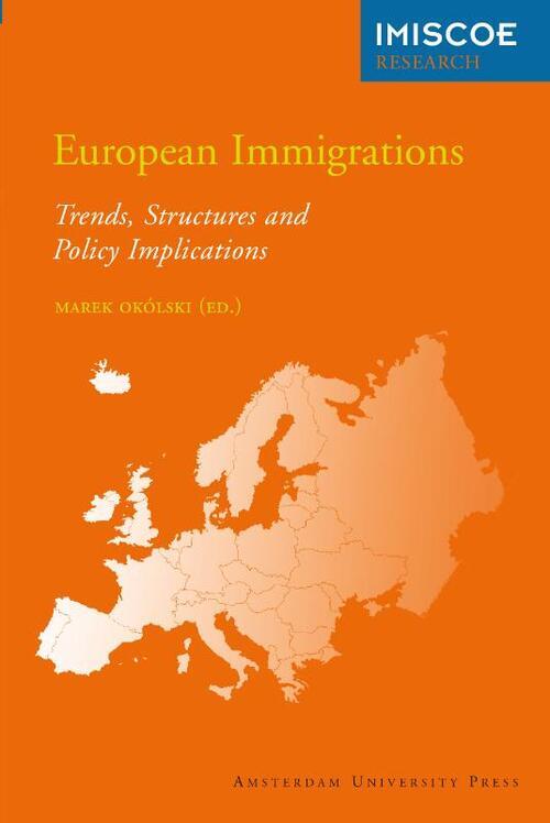 Afbeelding van European immigrations