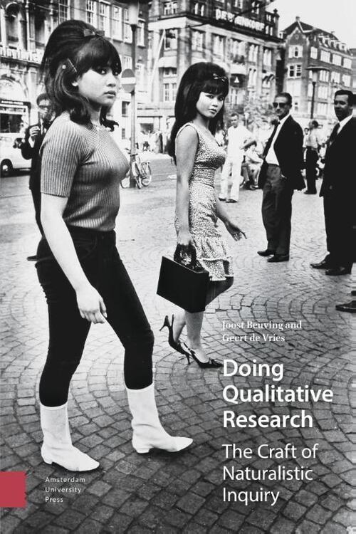Afbeelding van Doing qualitative research