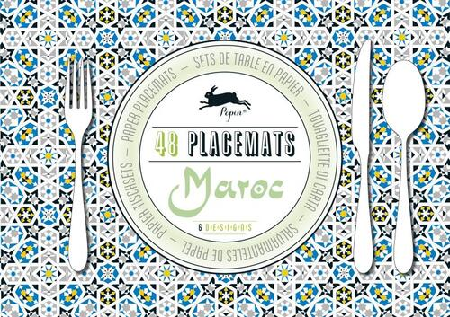 Maroc - Placemat Pad
