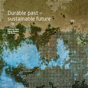 Afbeelding van Durable past: sustainable future