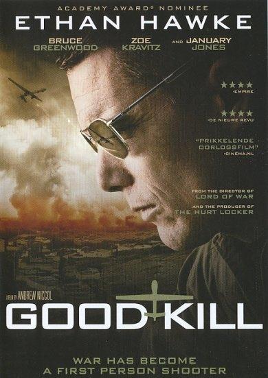 Good Kill Bruce Greenwood Dylan Kenin Ethan Hawke Dvd