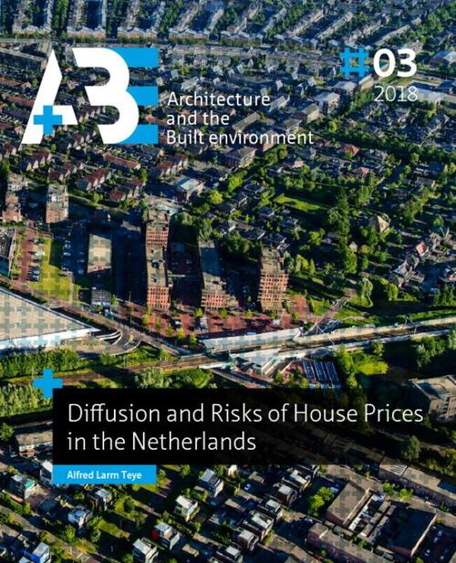 Afbeelding van Diffusion and Risks of House Prices in the Netherlands
