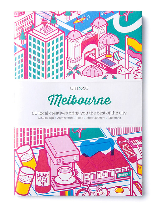 CITIx60 City Guides - Melbourne