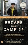 Escape from Camp 14-Blaine Harden