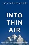 Into Thin Air-Jon Krakauer