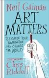 Art Matters-Neil Gaiman