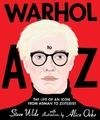 Warhol A to Z-Steve Wide