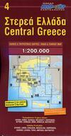Greece Central 1 : 200 000-