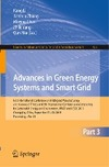 Advances in Green Energy Systems and Smart Grid-